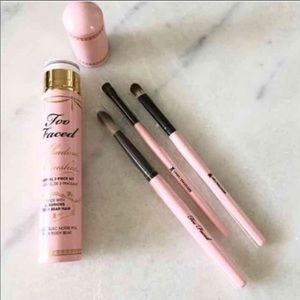 NIB Too Faced Limited Edition Brush Set